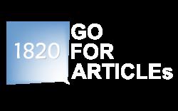 1820 כתבות ומאמרים Logo
